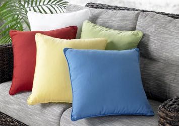 Cushions (fpo)